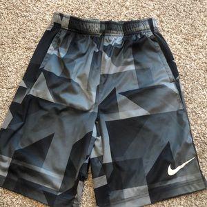Boys Nike Dri Fit shorts
